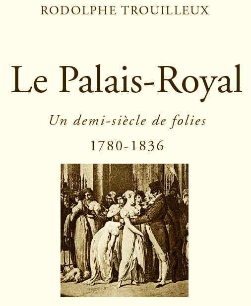 Le Palais Royal 1011212