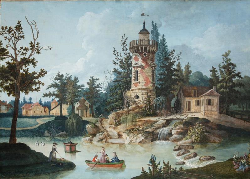Château de Bellevue à Meudon Aaa77