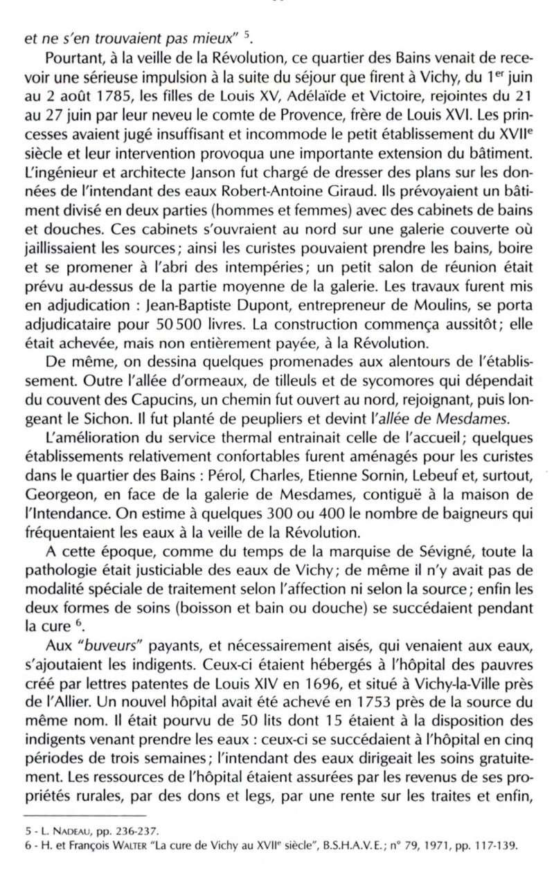 VICHY, « Reine des villes d'eaux » Books14