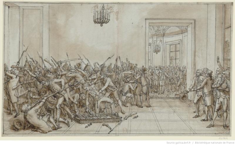 claques - La Journée des Claques, le 28 février 1791 Cheval10