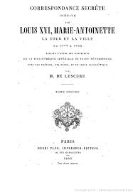 Marie-Antoinette, victime des pamphlets Index43