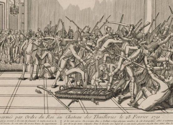 claques - La Journée des Claques, le 28 février 1791 La_bon10