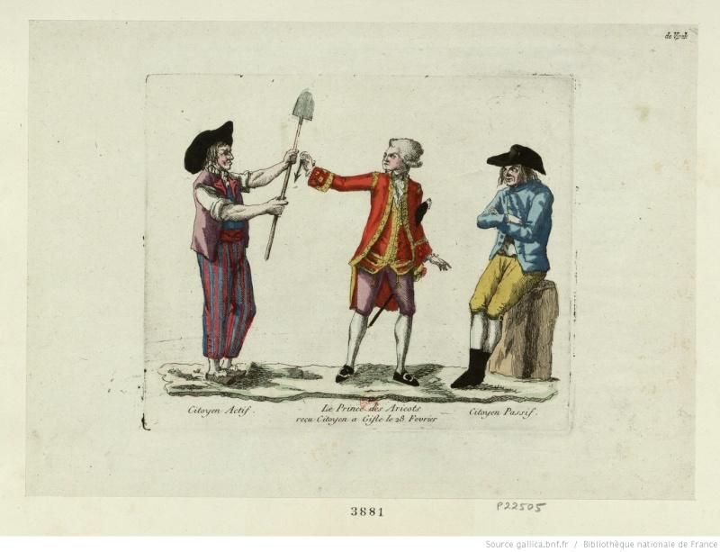 claques - La Journée des Claques, le 28 février 1791 Le_pri11