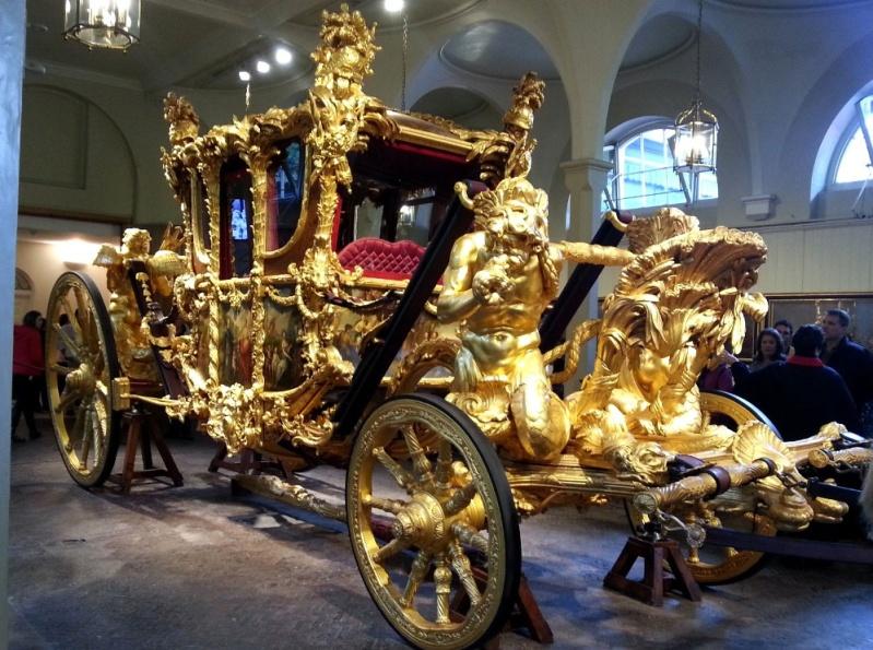 Les véhicules du XVIIIe siècle : carrosses, berlines, calèches, landaus, cabriolets etc. London10