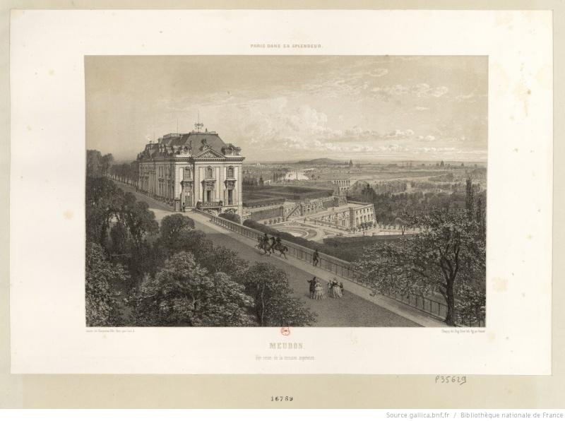 Meudon - Le château de Meudon Meudon10