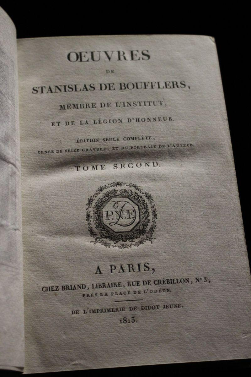 Le chevalier Stanislas-Jean de Boufflers Ooo10