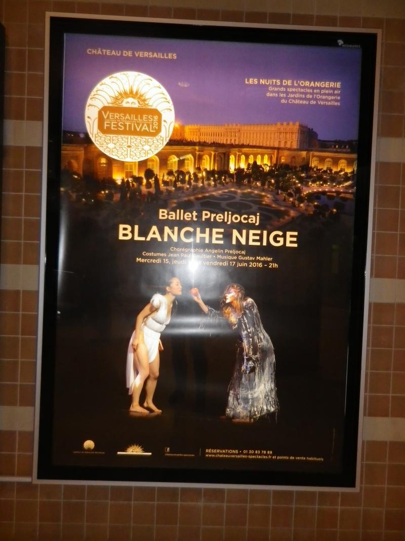 Blanche Neige dans les Jardins de l'Orangerie Palais32