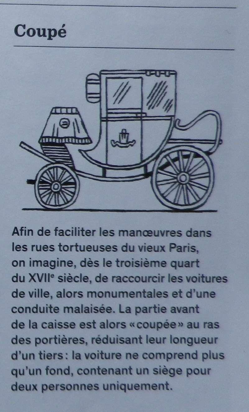 Les véhicules du XVIIIe siècle : carrosses, berlines, calèches, landaus, cabriolets etc. Petit_13