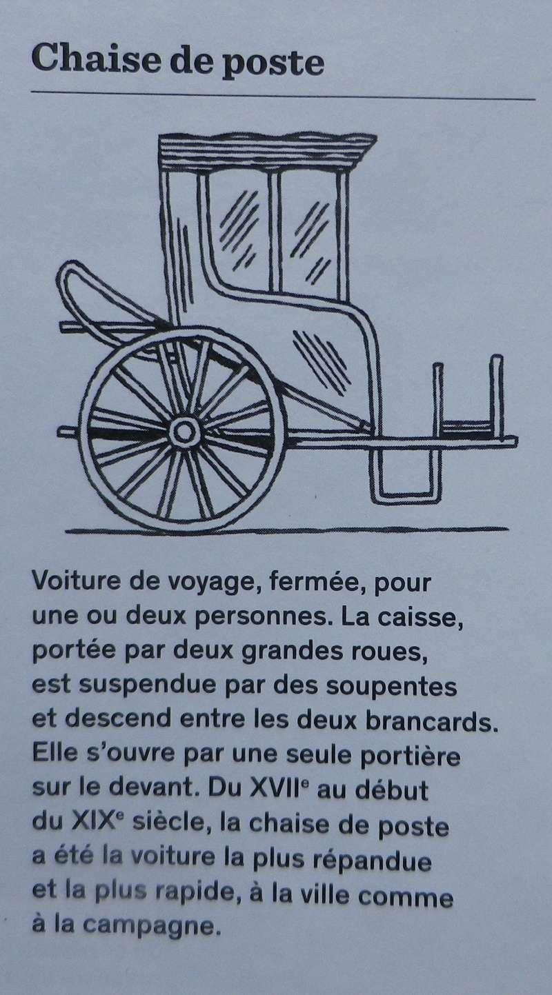 Les véhicules du XVIIIe siècle : carrosses, berlines, calèches, landaus, cabriolets etc. Petit_15