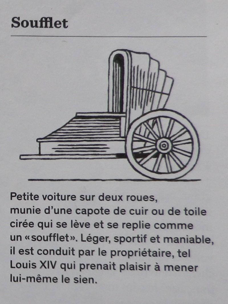 Les véhicules du XVIIIe siècle : carrosses, berlines, calèches, landaus, cabriolets etc. Petit_16
