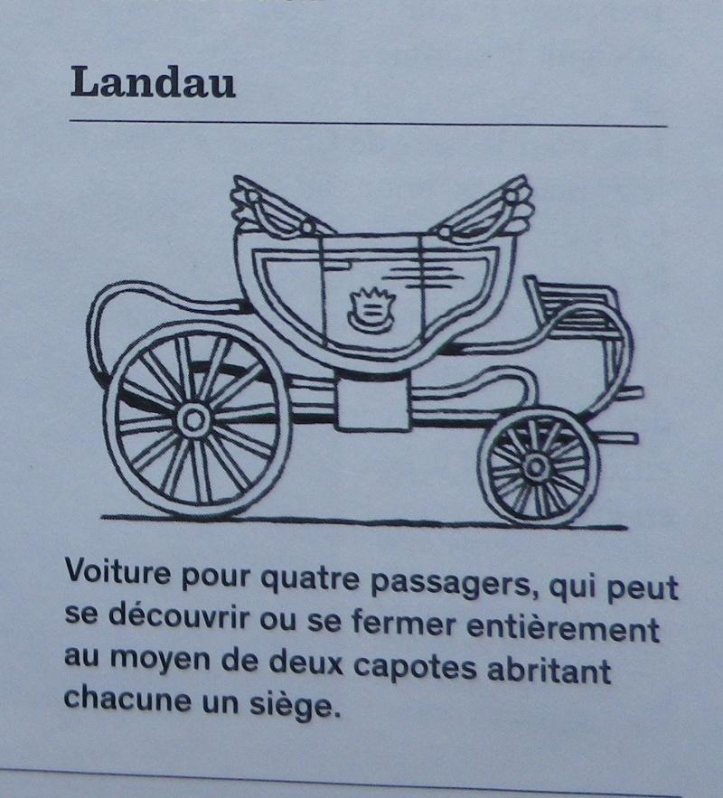 Les véhicules du XVIIIe siècle : carrosses, berlines, calèches, landaus, cabriolets etc. Petit_17