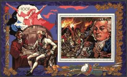 La Révolution, à travers la Philatélie Roi_et10