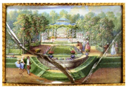 Château de Bellevue à Meudon Tabati12