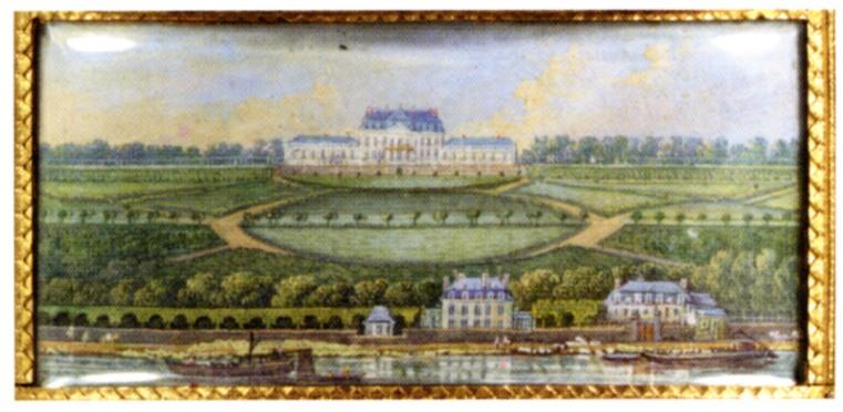 Château de Bellevue à Meudon Tabati13