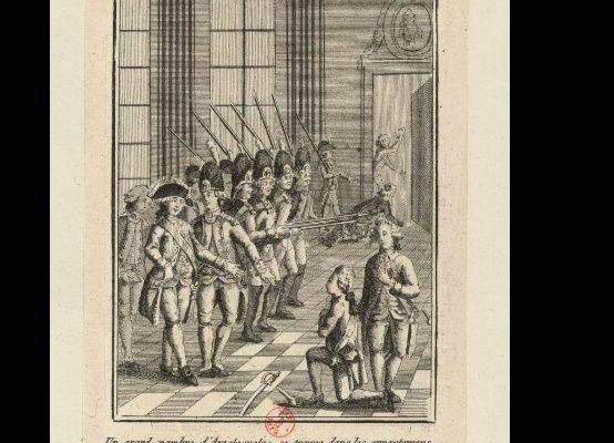 claques - La Journée des Claques, le 28 février 1791 Triomp10