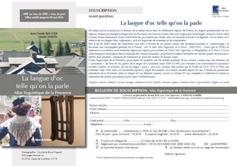 La langue d'oc telle qu'on la parle (Atlas linguistique de la Provence) Captur11