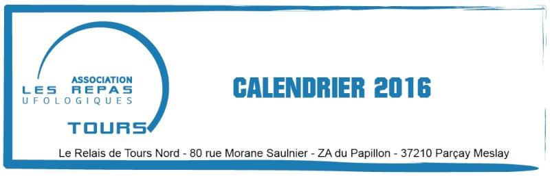 Dates des repas Ufologique de Tours 2016. X111