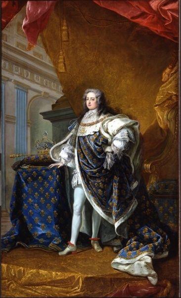 Exposition Louis XV à Fontainebleau en 2016 Louis_10