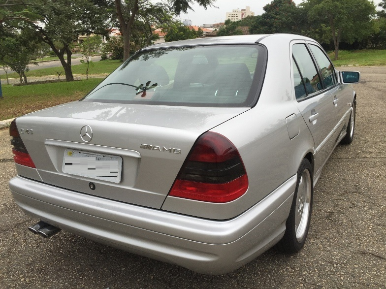 C43 AMG 1998/1999 - R$67.000,00 2mmelj10