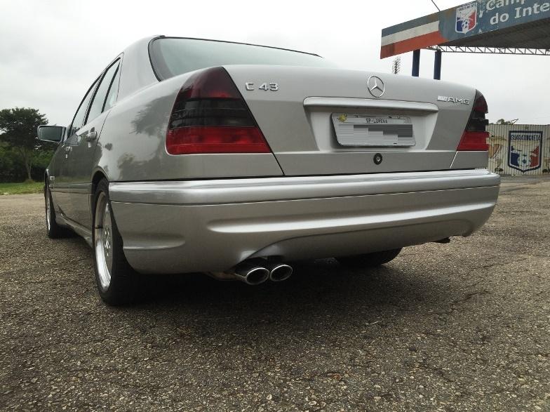C43 AMG 1998/1999 - R$67.000,00 Mkg9rt10