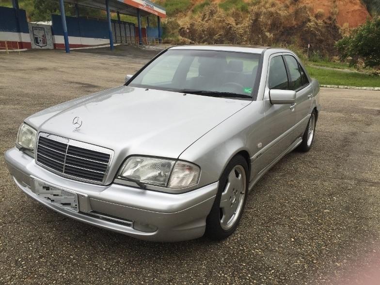 C43 AMG 1998/1999 - R$67.000,00 Qoiwzp10