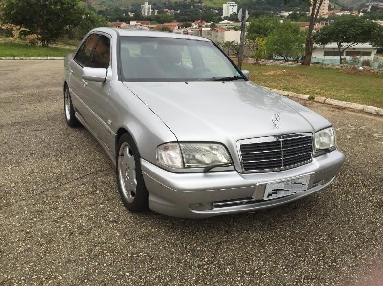 C43 AMG 1998/1999 - R$67.000,00 Rmnsq910