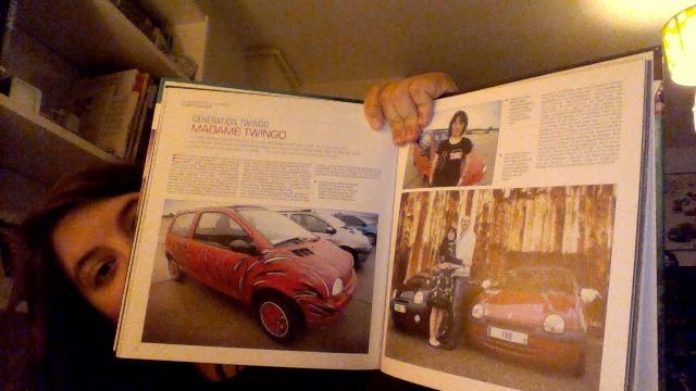 """Le livre """"Génération Twingo"""" est disponible ! Win_2010"""