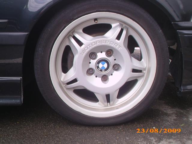 [BMW M3 E36] Jantes de cabriolet Img_0117