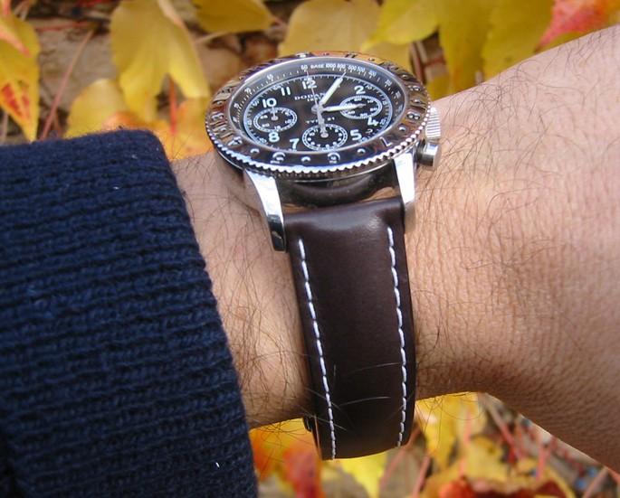 La montre du vendredi 6 novembre 2009 Marron10
