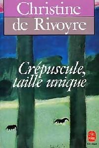 [Rivoyre, Christine (de)] Crépuscule, taille unique Crapus10