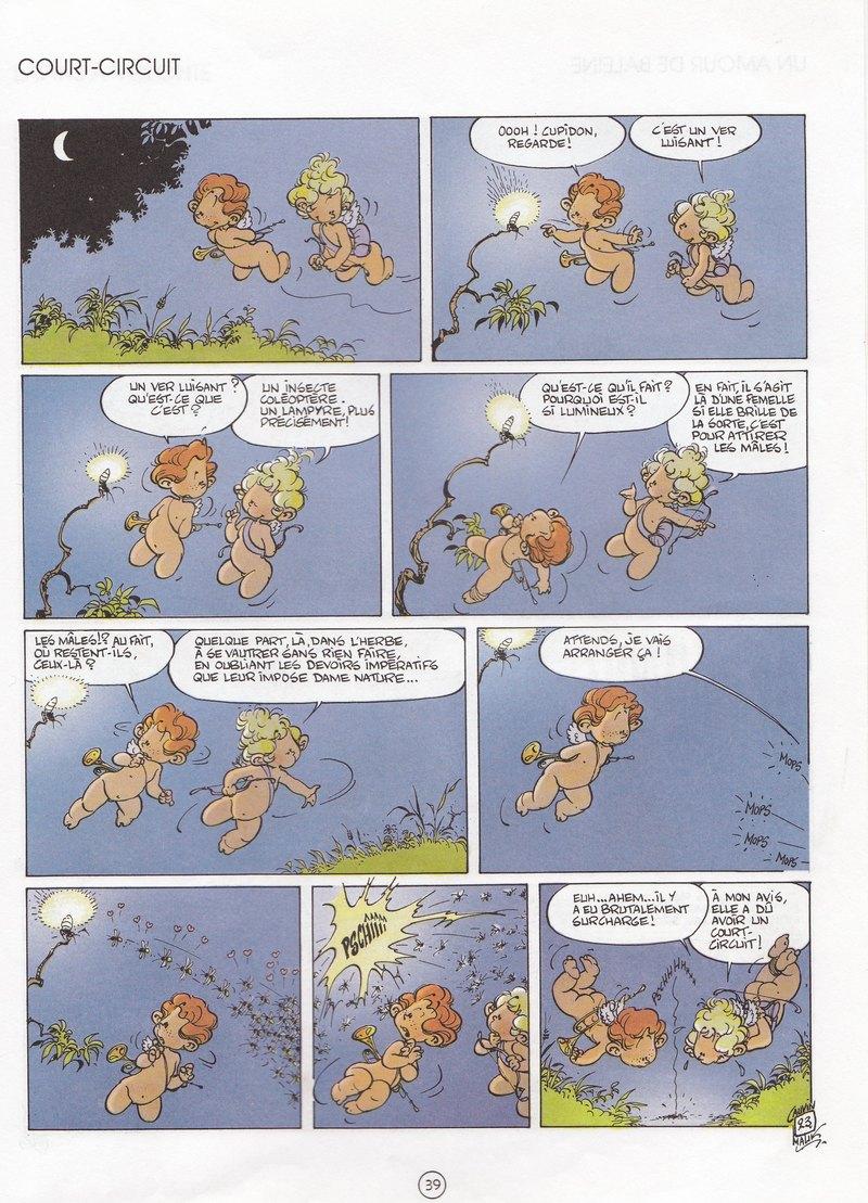 Cupidon - Tome 1: Premières flèches [Malik & Cauvin] Cupido10
