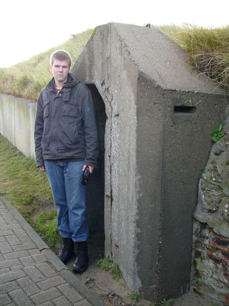 Le Mur de l'Atlantique - Le Raversijde. P1010215