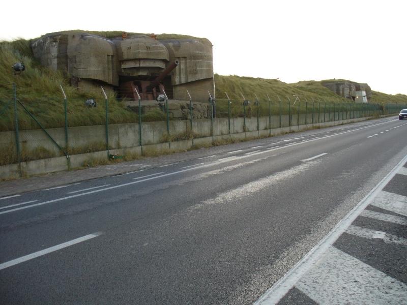 Le Mur de l'Atlantique - Le Raversijde. P1010314