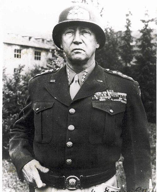 Général George Smith Patton Patton11