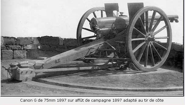 L'artillerie française première guerre mondiale 0110