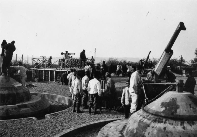 L'artillerie française première guerre mondiale Batter10