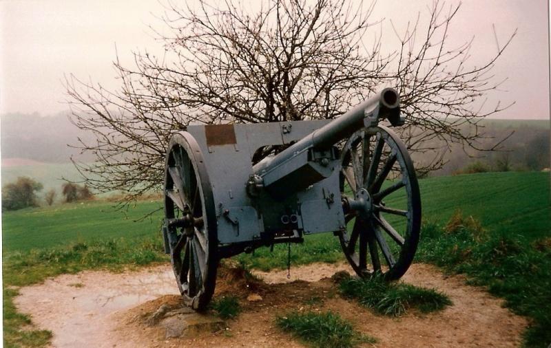 L'artillerie française première guerre mondiale L10