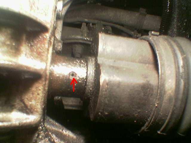Démontage cardan r25 turbo D avant gauche Photo312