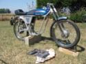 prix peinture cyclo Gitane38