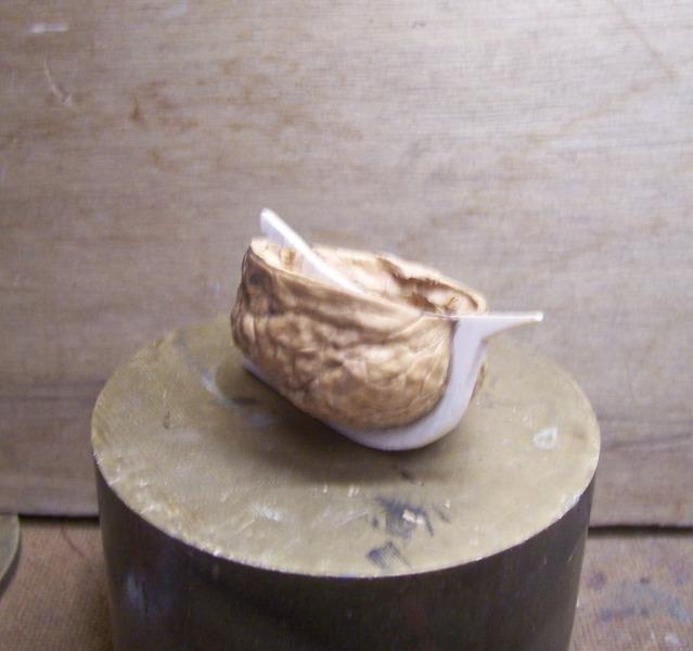 NEF CATALANE  XVe (coquille de noix ) 0226