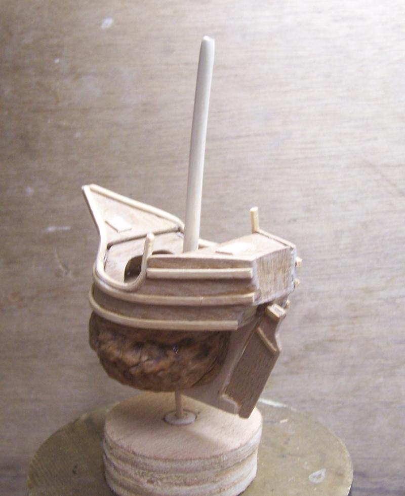 NEF CATALANE  XVe (coquille de noix ) 100_2011