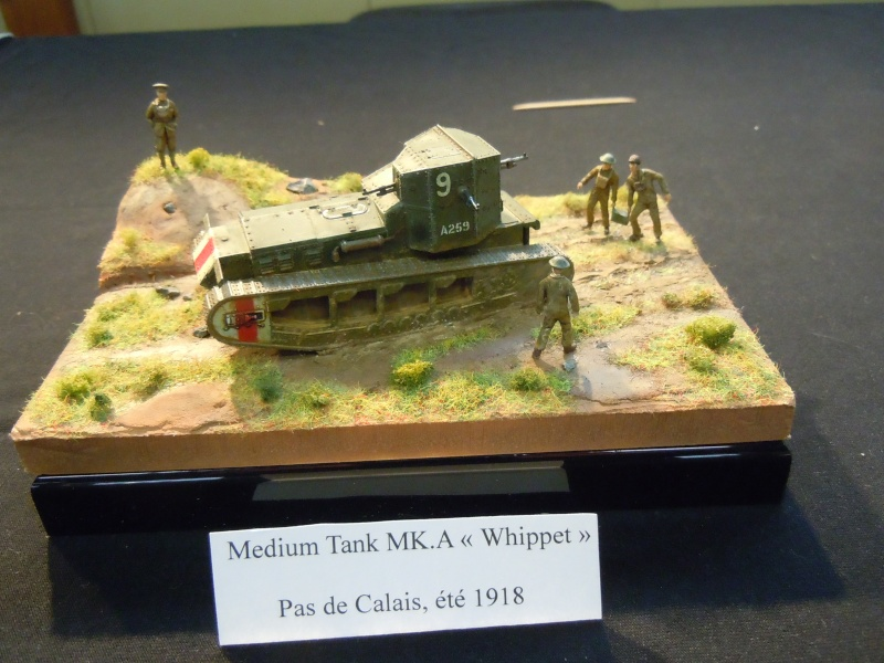 Expo maquettes Aulnat (Clermont-Ferrand) Dscn6722