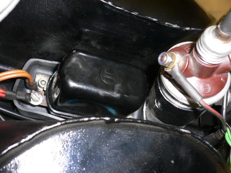 R27 voyant charge batterie reste allumé D_210