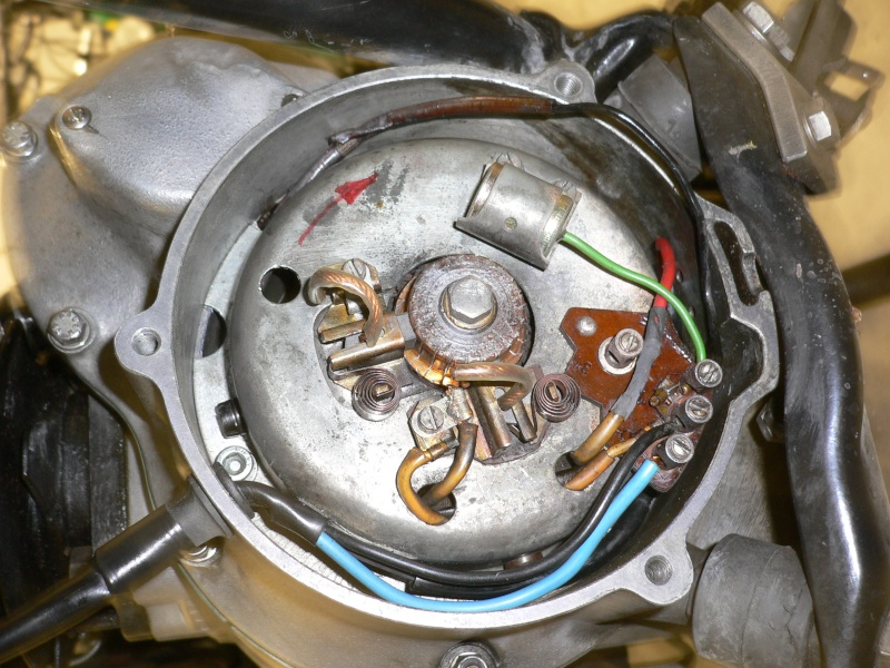 R27 voyant charge batterie reste allumé D_2810