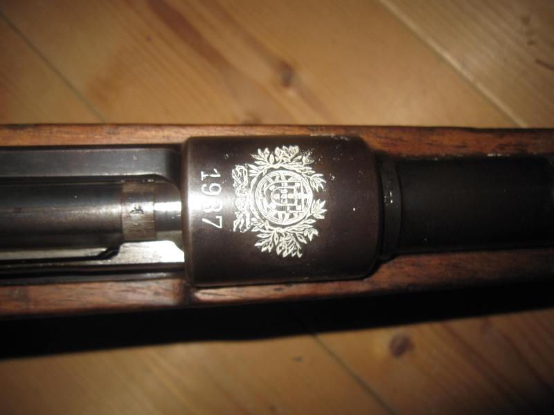 Bouchon de canon pour Mauser 98k 00418