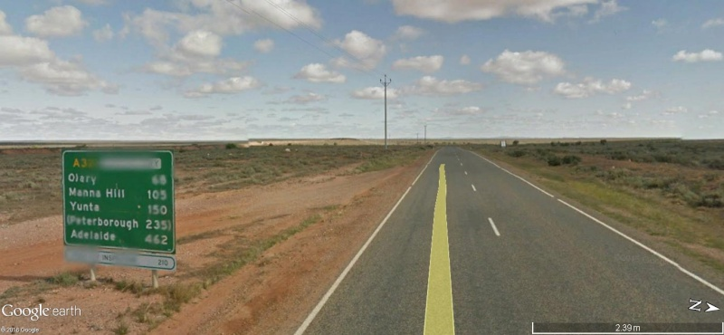 STREET VIEW : LA VIE DU RAIL EN AUSTRALIE 0i2k1524