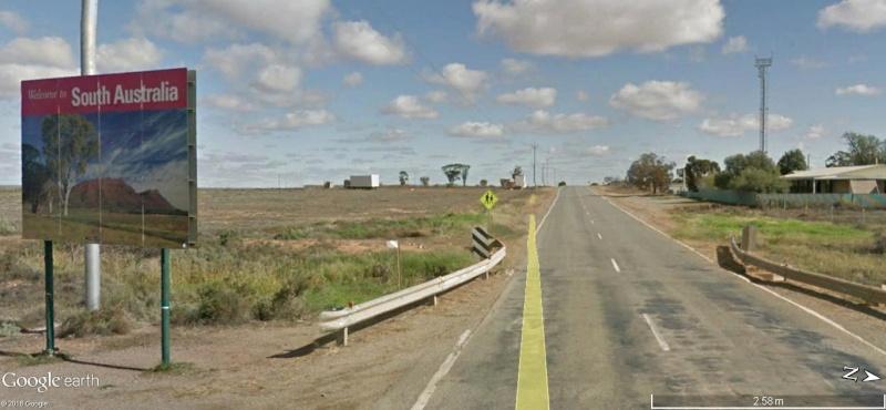 STREET VIEW : LA VIE DU RAIL EN AUSTRALIE 316