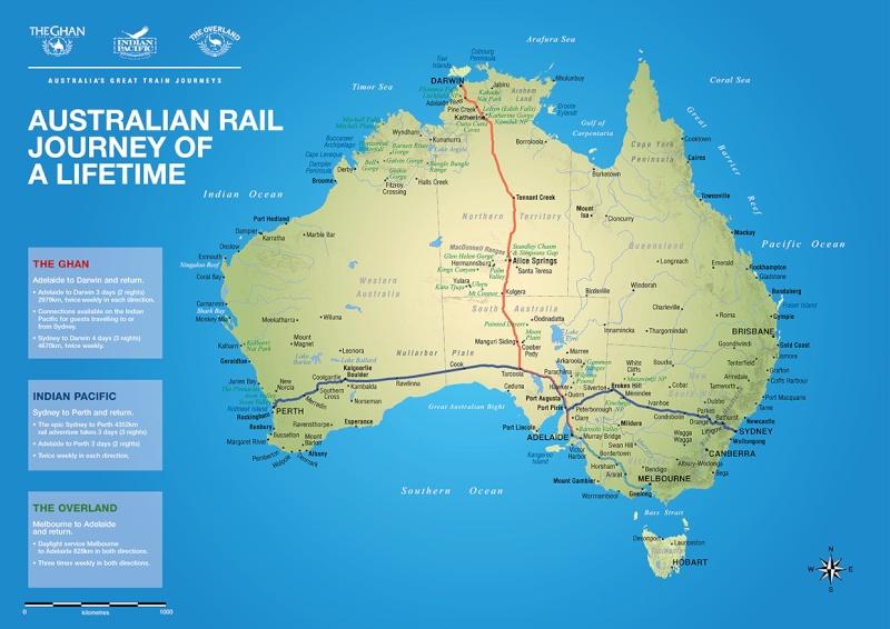 STREET VIEW : LA VIE DU RAIL EN AUSTRALIE 36