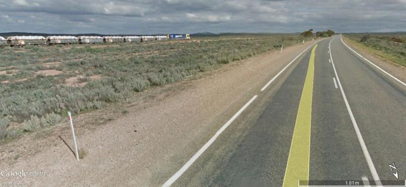 STREET VIEW : LA VIE DU RAIL EN AUSTRALIE 37
