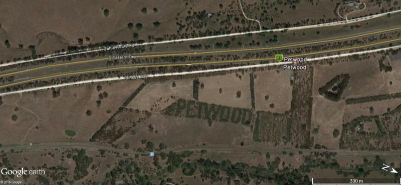 Petwood, Australie du SUD. 46
